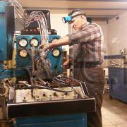 دستگاه تولید پمپ بنزین