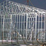 سازه سبک ساختمانی