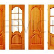 درب و پنجره چوبی پیش ساخته