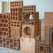 تولید سفال ساختمان