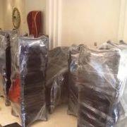 بسته بندی و حمل و نقل مبلمان