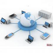 نصب شبکه کامپیوتر