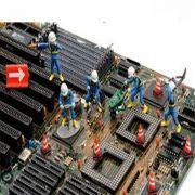 تعمیر قطعات سخت افزاری