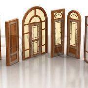 درب و پنجره چوبی